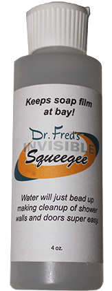 Dr. Fred's Innovative Solutions Invisible Squeegee