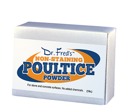 Dr. Fred's Innovative Solutions Poultice Powder No Chemicals